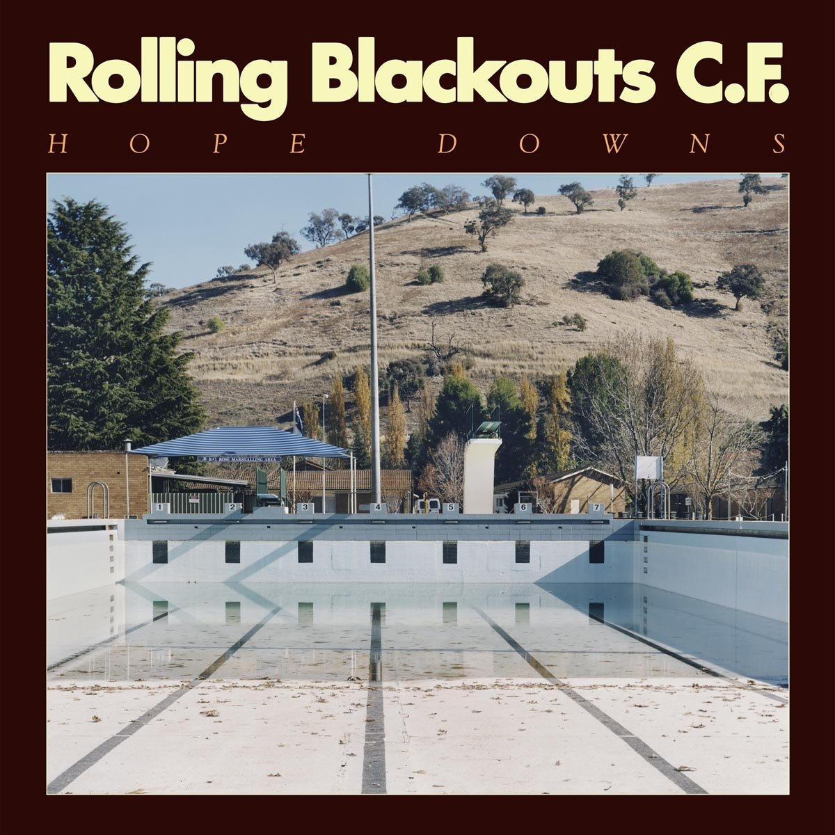 Vinilo : Rolling Blackouts C. F. - Hope Downs (LP Vinyl)