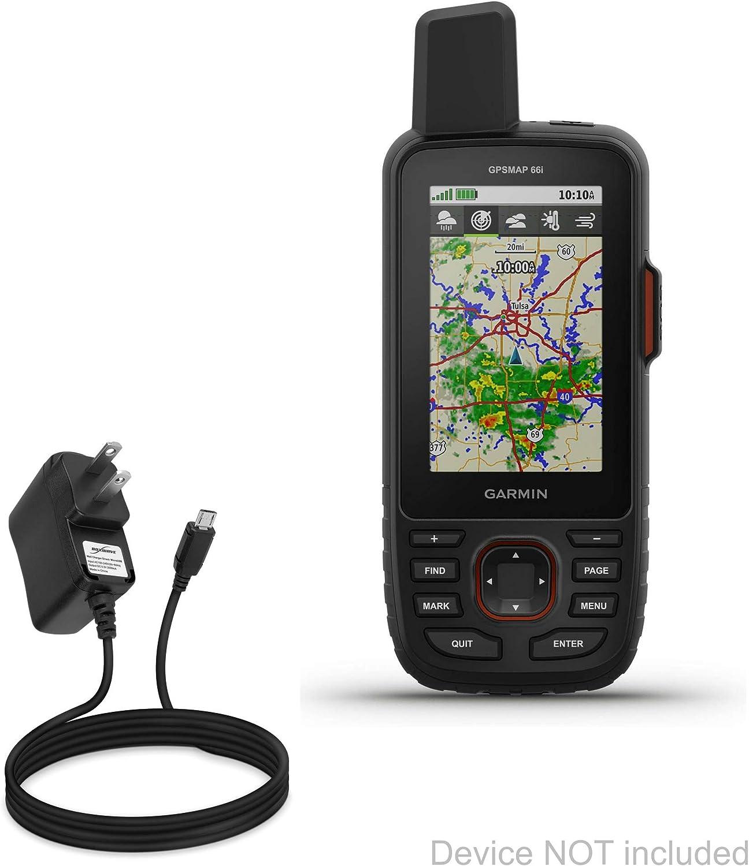 BoxWave - Cargador de Pared para Garmin GPSMAP 66i: Amazon.es: Electrónica