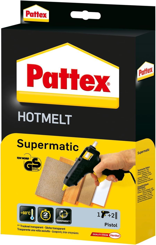 Pattex 46518 - Pistola de encolar