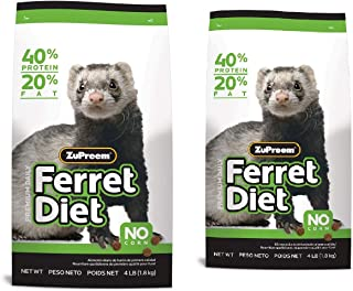 product image for ZuPreem Premium Ferret Diet 2 Pack