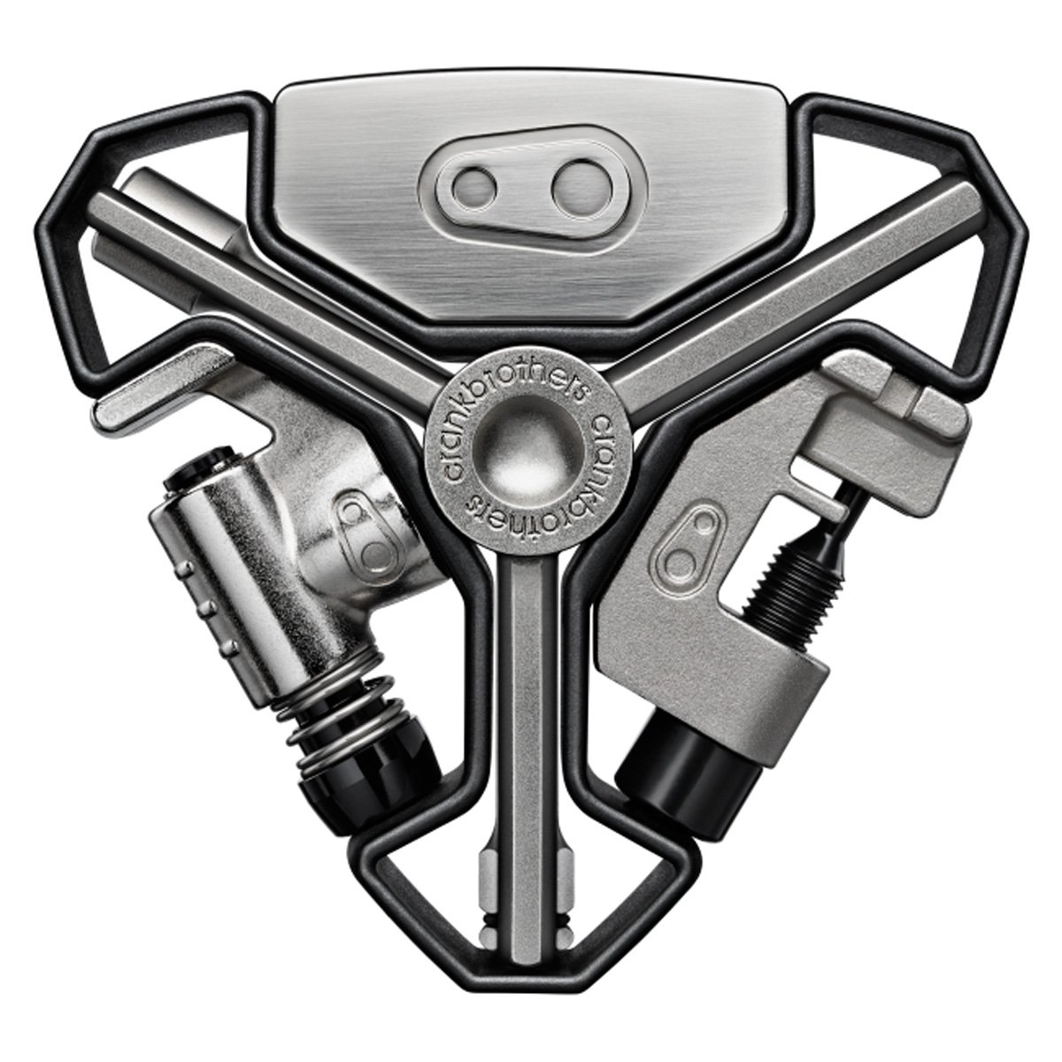 Crankbrothers y16 Tool Black Silver One Size