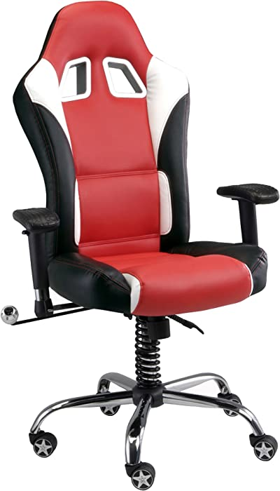 The Best Pitstop Furniture In1100r Red Se Office Chair