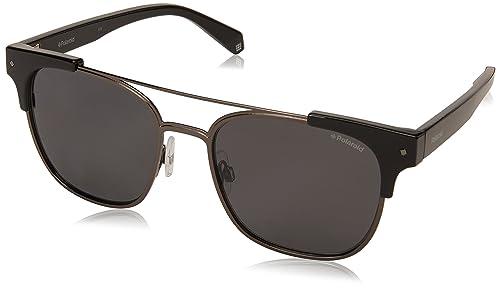 Polaroid 6039-S-X Gafas de Sol Unisex, Black, 54 mm  Amazon.com.mx ... bc9229d47c