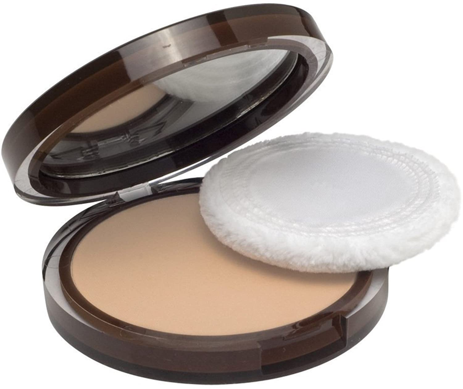 CoverGirl Clean Pressed Powder Compact, Classic Tan [160], 0.39 oz