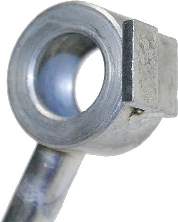 Plews /& Edelmann Edelmann 80782 Power Steering Pressure Line Hose Assembly