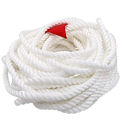 Amazon Com Xben Tug Of War Rope With Flag For Kids Teens And