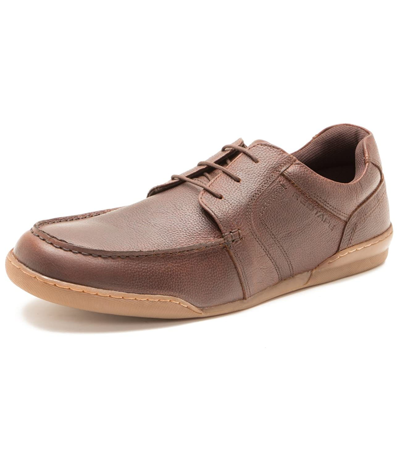 Red Tape Men's Leather Boat Shoes