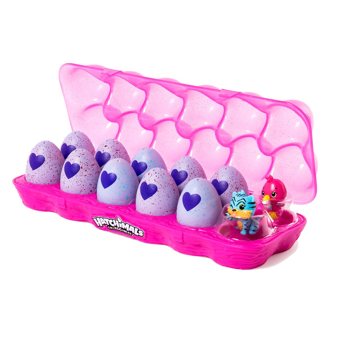 Pack Hatchimals 12 oeufs à collectionner