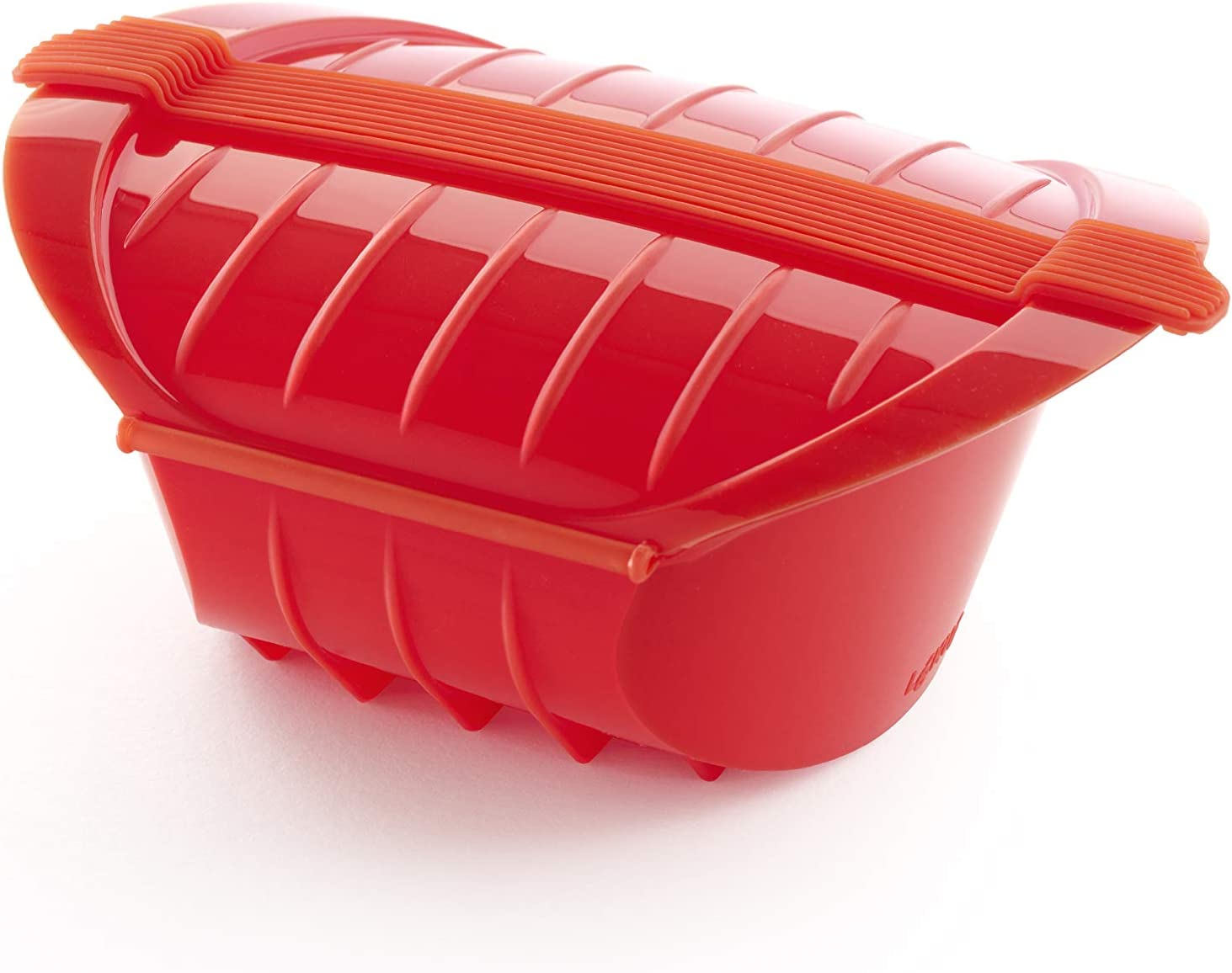 Amazon.com: Lekue Small Ogya Sauce Pan, Red: Kitchen & Dining
