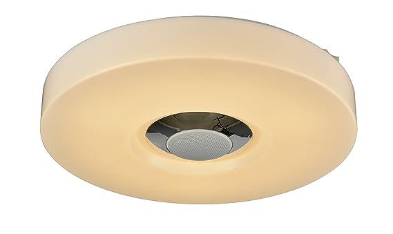 Dot Light Lampen : 15w rgb led decken leuchte mp3 bluetooth lampe lautsprecher