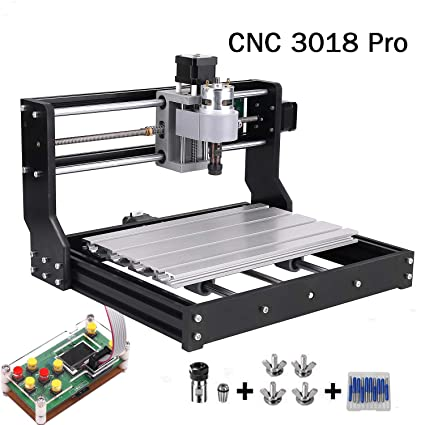 Diy Cnc Router Kits Upgrade Cnc 3018 Pro Grbl Control Diy