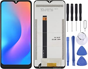Mobile Phone LCD Screen Replacement LCD Screen and Digitizer Full Assembly for Blackview A60 Plus