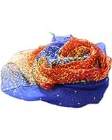 Prettystern - points de fantaisie colorés parsemés facilement soie - deux tailles