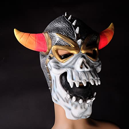 YUFENG fiesta de Halloween máscara de la película Saw máscara de ...