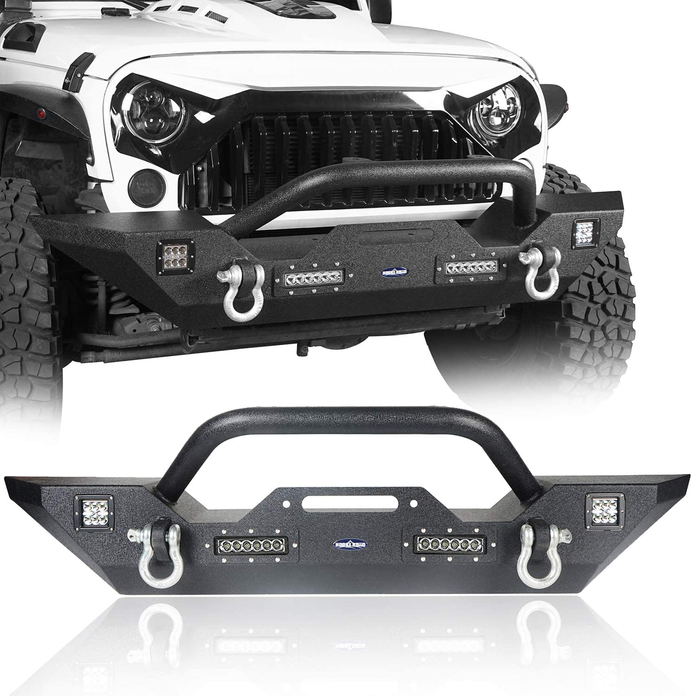 U-Box Front Bumper for Jeep Gladiator JT 2020 2021