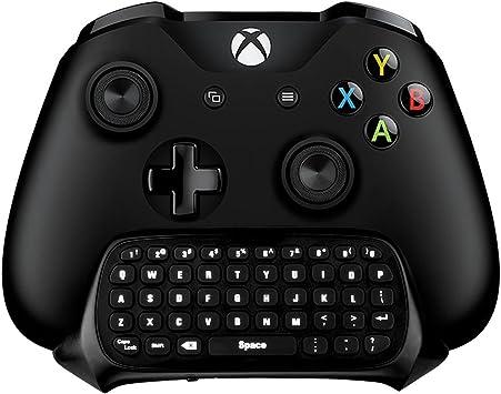 IVSO - Teclado inalámbrico para Xbox One (2,4 G, Teclado Mini con ...
