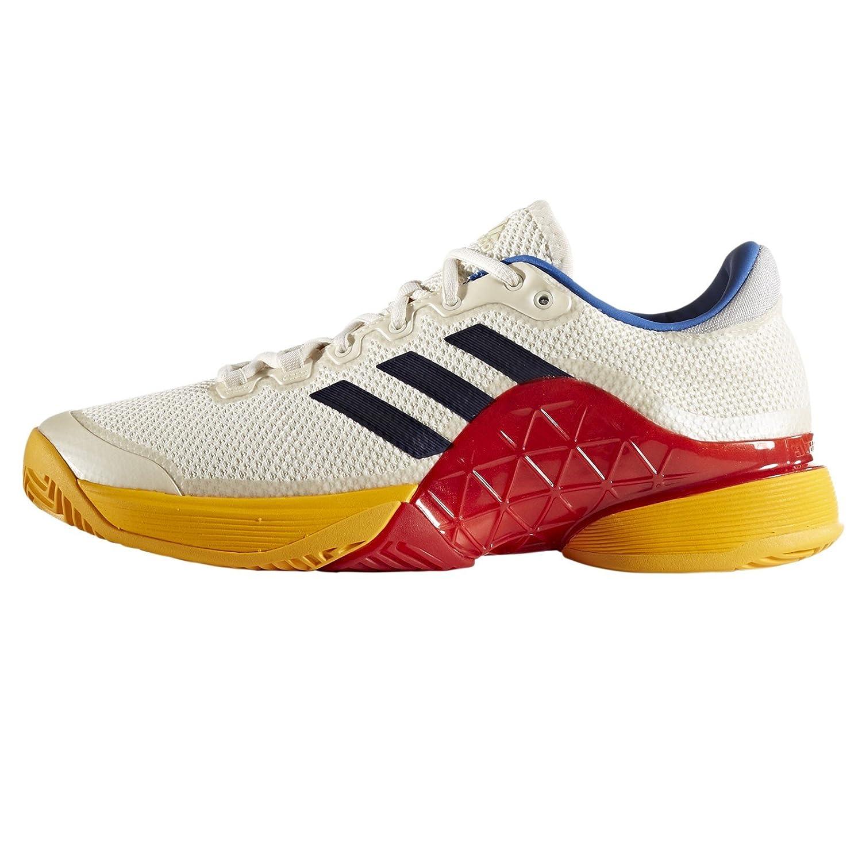Amazon.com: Adidas Barricade 2017 PW Men's Tennis Shoe Scarle/White/blue:  Shoes