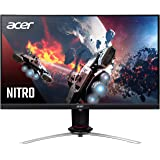"Acer Nitro XV273 Xbmiiprzx 27"" Full HD (1920 x 1080) IPS AMD Radeon FreeSync & G-SYNC Compatible Gaming Monitor,240Hz…"