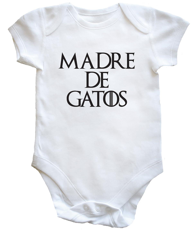 HippoWarehouse Madre de Gatos body bodys pijama niños niñas unisex: Amazon.es: Ropa y accesorios