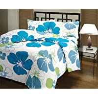 Zylish Beautiful Floral Designs Reversible AC Blanket/Dohar/Quilt for Home Single Bed