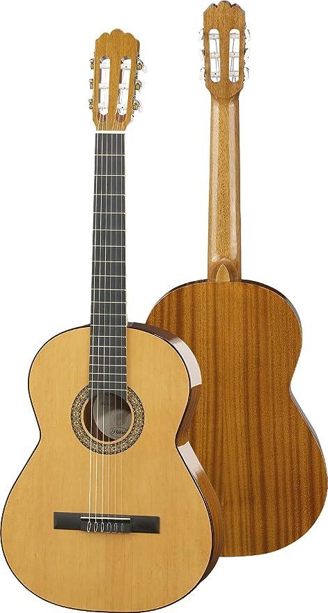 HÖFNER HC-503 - Guitarra de concierto Carmencita, 4/4 (incluye ...