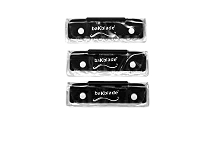 Buy bakblade do it yourself back shaver replacement set 3 piece set bakblade do it yourself back shaver replacement set 3 piece set solutioingenieria Gallery