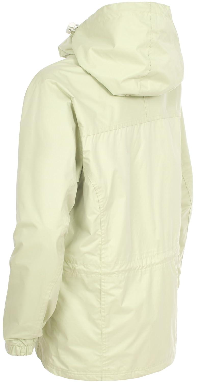 Trespass Alcott - Chaqueta para mujer, tamaño XL, color verde: Amazon.es: Ropa y accesorios