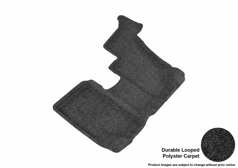 Classic Carpet L1MB01302202 UACE631 3D MAXpider Complete Set Custom Fit Floor Mat for Select Mercedes-Benz GL-Class Models Tan