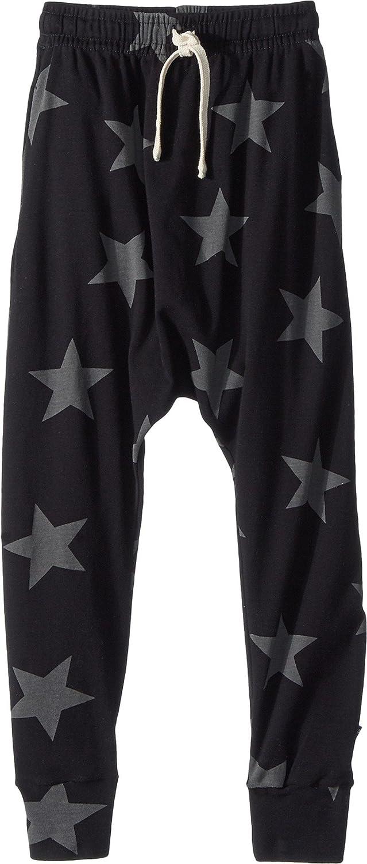 NUNUNU Light Star Baggy Pants