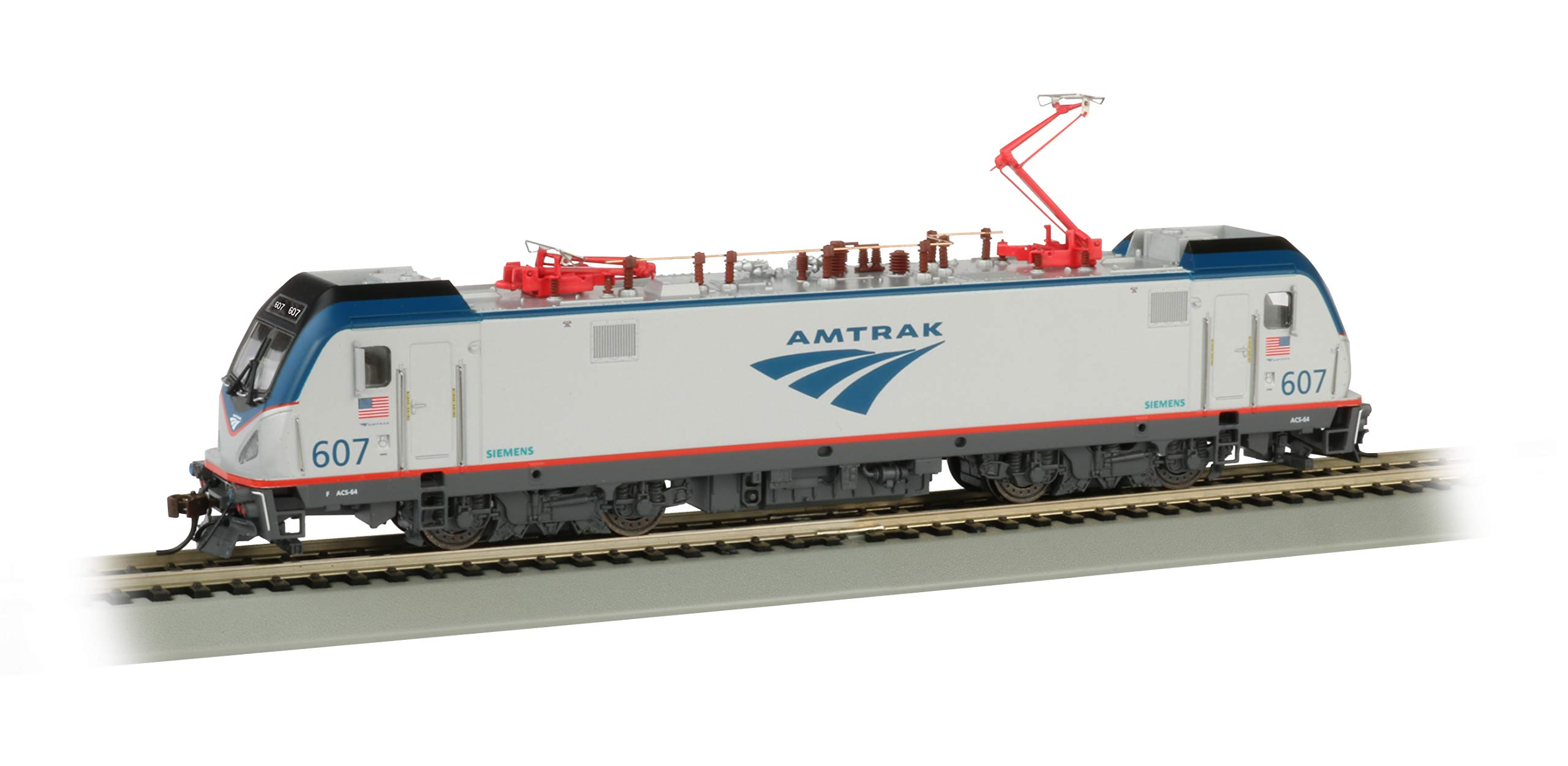 Bachmann Trains ACS-64 Dcc Wowsound Equipped