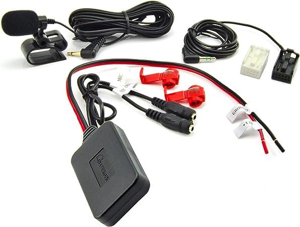 Watermark Wm Btmic27 Bluetooth Adapter Kompatibel Mit Elektronik