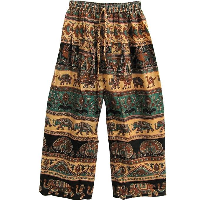 Amazon.com: Indio Étnico elefante Impresión Hippie Gypsy ...