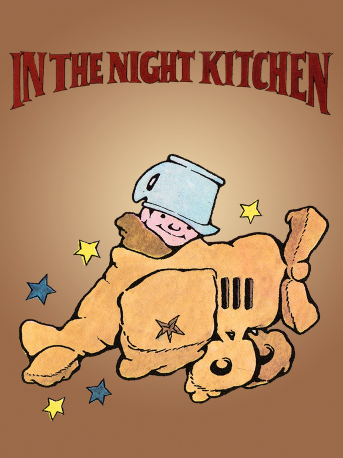 In the Night Kitchen on Amazon Prime Video UK
