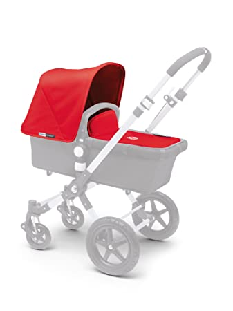 Bugaboo Cameleon Tailored Fabric Set, Red