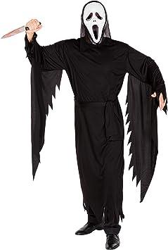 TecTake dressforfun Disfraz de la película Scream para Hombre ...