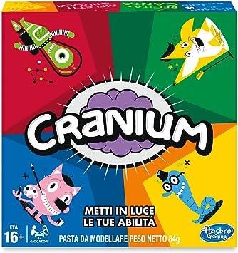 Hasbro Gaming - Juego de Mesa Cranium: Amazon.es: Juguetes y juegos