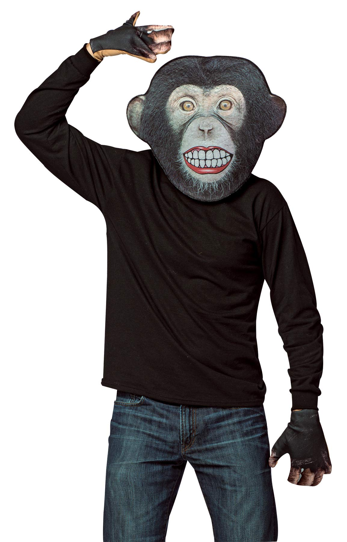 Rasta Imposta Monkey Costume Kit