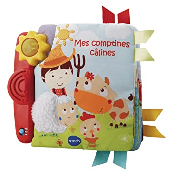 Vtech Mes Comptines Calines