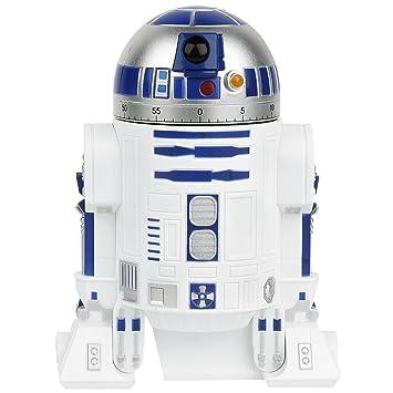 Star Wars R2-D2-Küchenwecker, Weiß: Amazon.de: Küche & Haushalt