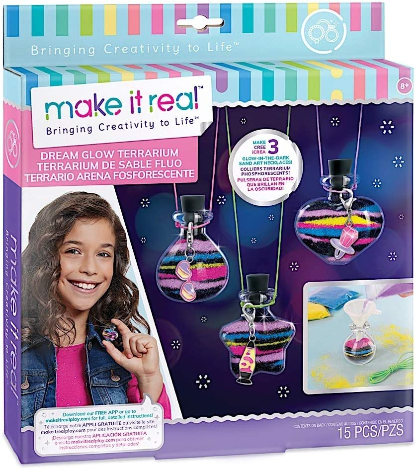 Make It Real 1314 Dream Glow Terrarium 2.0
