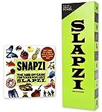 Slapzi Picture Card Game w/ Snapzi Add-On Card Game