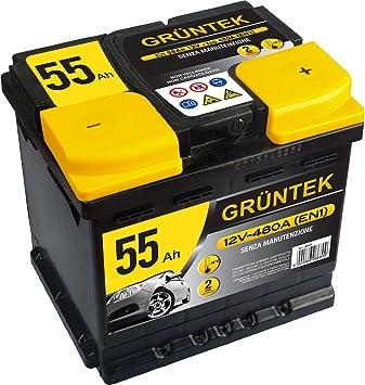 Batteria Auto Gruntek 80 Ah GRUNTEK