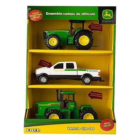 John Deere 3 Pack Vehicle Value Set