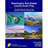 Washington Real Estate License Exam Prep: All-in-One Review and Testing to Pass Washington's AMP/PSI Real Estate Exam