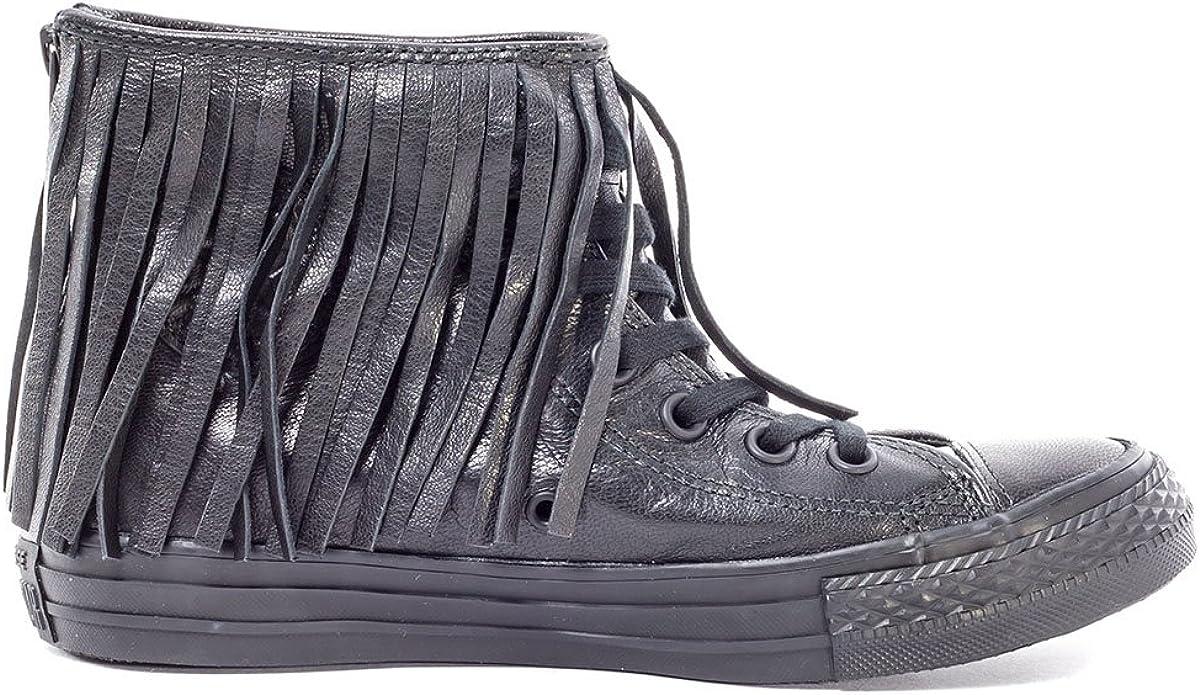 Converse All Star Fringe Damen Sneakers Weiß