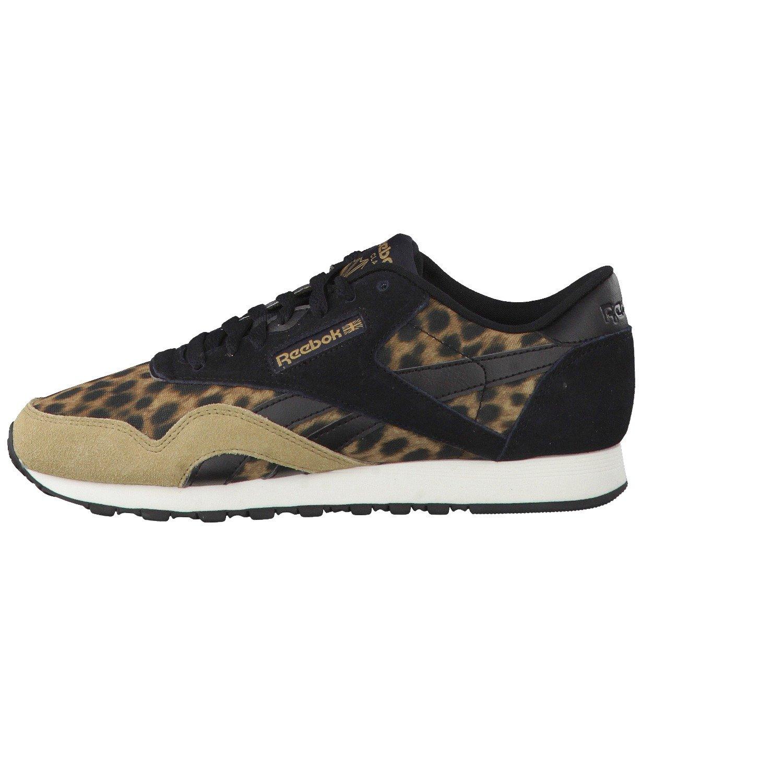 Reebok V62924, CL Nylon Wild V62924, Reebok Damen Sneaker - 5c015c