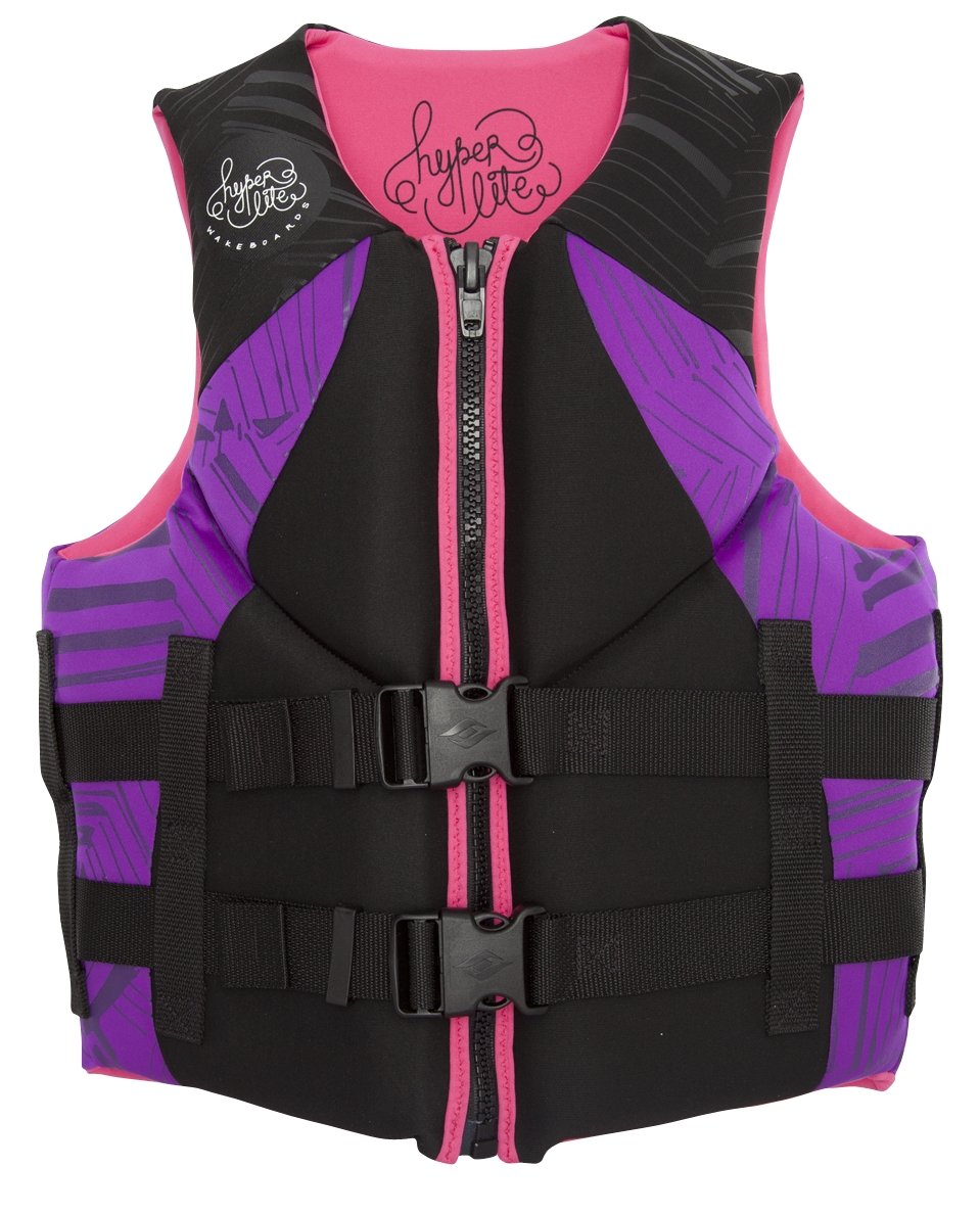 【即発送可能】 Hyperlite Wakeboard Ladies Indy Wakeboard Vest – – Hyperlite ピンクLarge XL パープル B06ZY8S461, ホビーランドぽち:5742d089 --- a0267596.xsph.ru