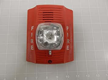 Selectable Output FREE SHIPPING Fire Alarm Spectralert Strobe