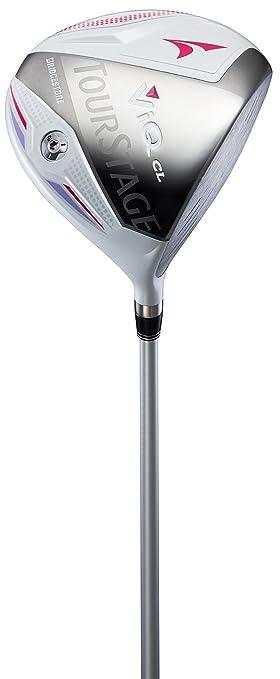 Bridgestone Golf Mujer viq cl Driver 13, 5 ° Lady Palos de ...
