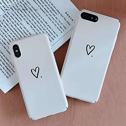 Amazon com: Love Heart Phone Case for iPhone Xs Max Case for